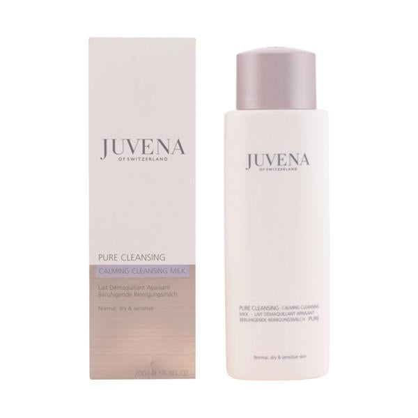Juvena - PURE CLEANSING calming cleansing milk 200 ml-Universal Store London™