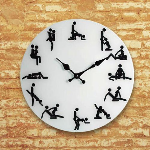 Image of Kamasutra Wall Clock-Universal Store London™