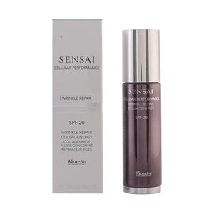 Kanebo - CELLULAR PERFORMANCE WRINKLE REPAIR collagenergy SPF20 50 ml-Universal Store London™