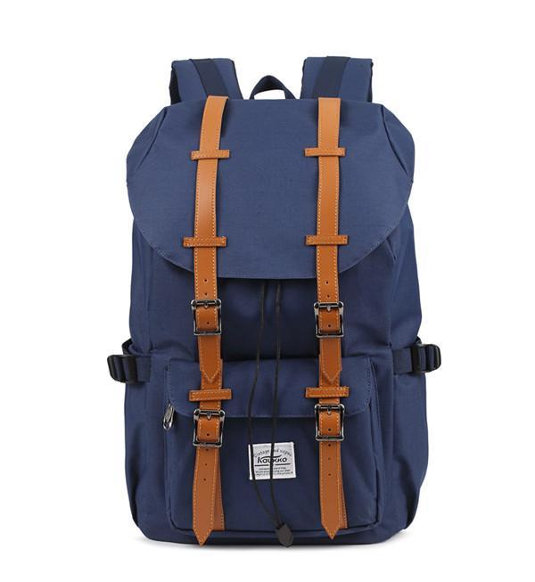 Kaukko Classic Casual Backpack-Universal Store London™
