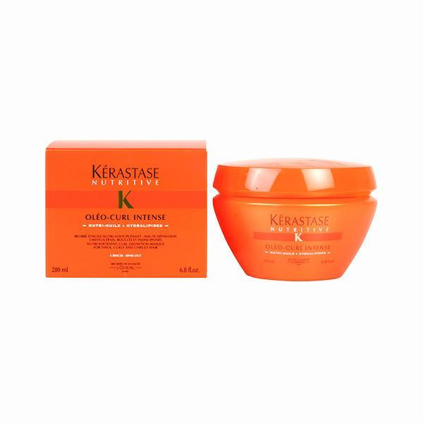 Kerastase - NUTRITIVE OLEO-CURL masque intense 200 ml-Universal Store London™