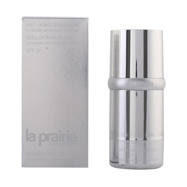 La Prairie - ANTI-AGING emulsion SPF30 A cellular protec. complex 50 ml-Universal Store London™