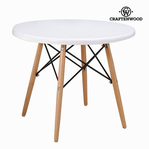 Lacquered wood child's table by Craften Wood-Universal Store London™