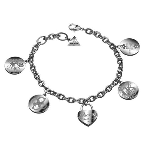 Ladies' Bracelet Guess USB11001 (19 cm)-Universal Store London™