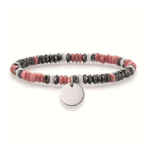 Ladies' Bracelet Thomas Sabo LBA0025-832-7-L17,5 (15,5 cm)-Universal Store London™