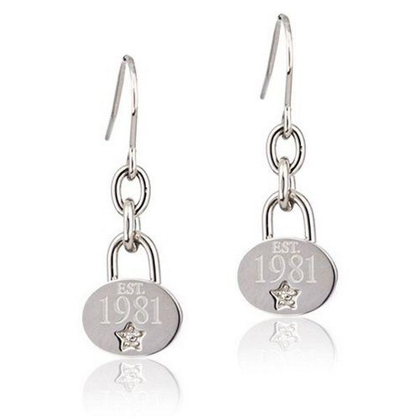 Ladies' Earrings Guess USE81007-Universal Store London™