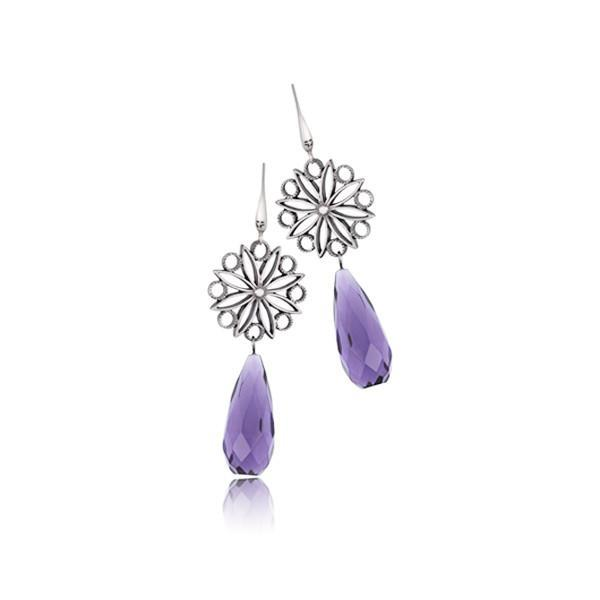 Ladies' Earrings Time Force TJ1027P03-Universal Store London™