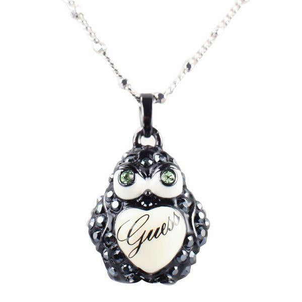 Ladies' Necklace Guess UBN12021 (46 cm)-Universal Store London™
