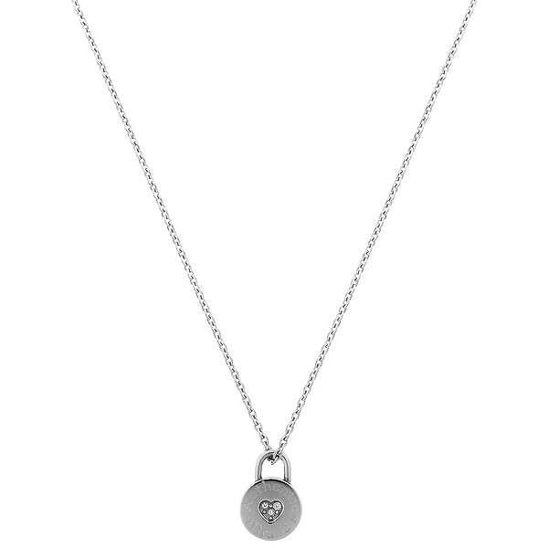 Ladies' Necklace Guess USN81006 (45 cm)-Universal Store London™