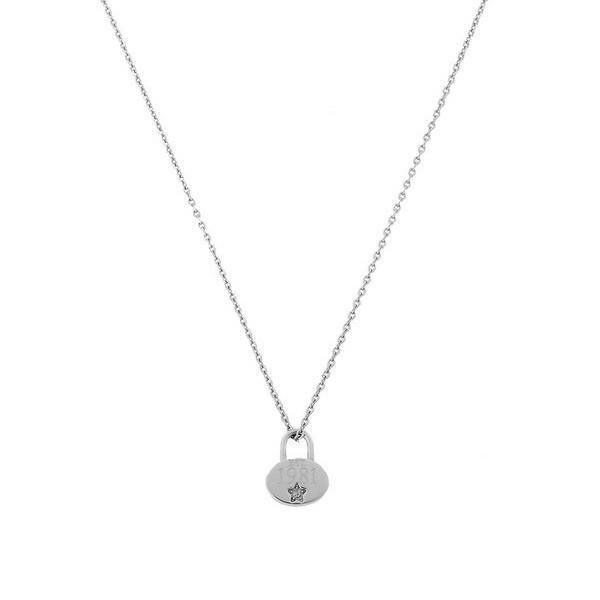 Ladies' Necklace Guess USN81007 (50 cm)-Universal Store London™