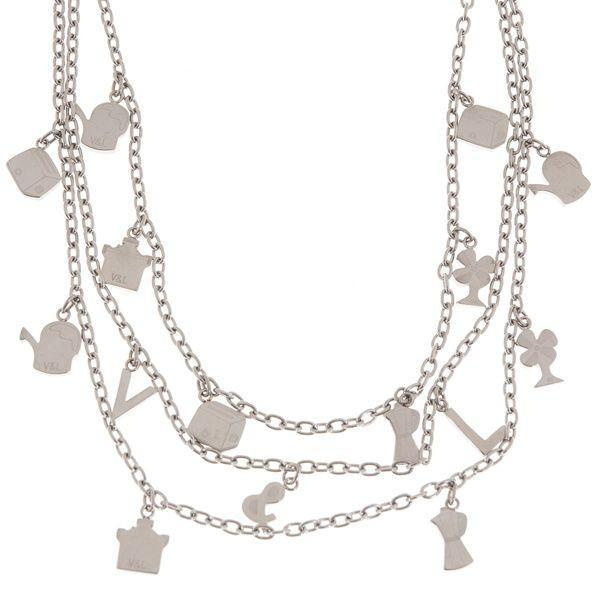 Ladies' Necklace V&L VJ0255CO-Universal Store London™