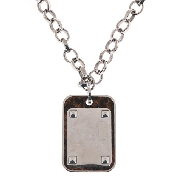 Ladies' Necklace V&L VJ0284CL-Universal Store London™
