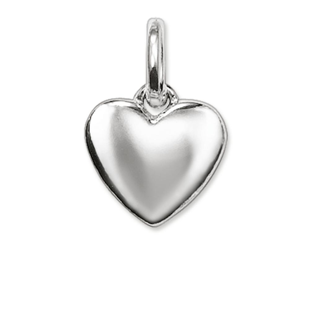 Ladies' Pendant Thomas Sabo PE558-001-12 (1 cm)-Universal Store London™