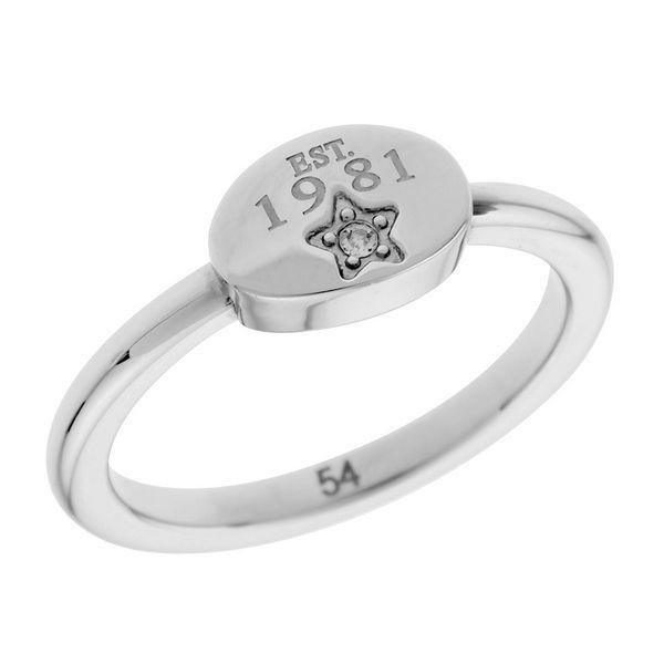 Ladies' Ring Guess USR81005-54 (17 mm)-Universal Store London™