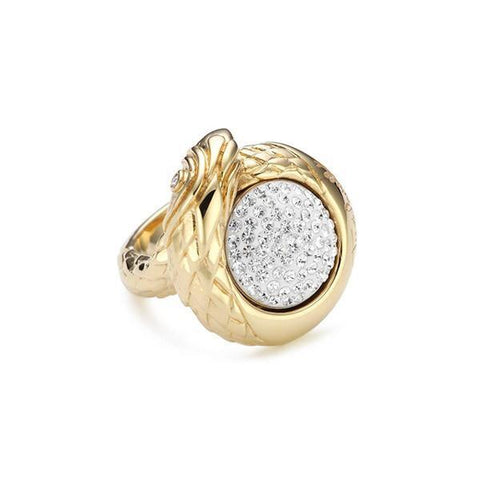 Image of Ladies' Ring Just Cavalli SCEOE09014 (14)-Universal Store London™