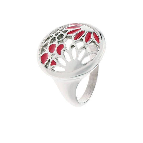 Image of Ladies' Ring Miss Sixty SMPI050-14 (14)-Universal Store London™