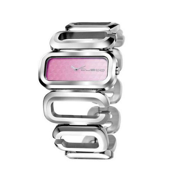 Ladies' Watch Custo CU010201 (41 mm)-Universal Store London™