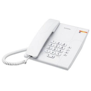 Landline Telephone Alcatel T180 Versatis White-Universal Store London™
