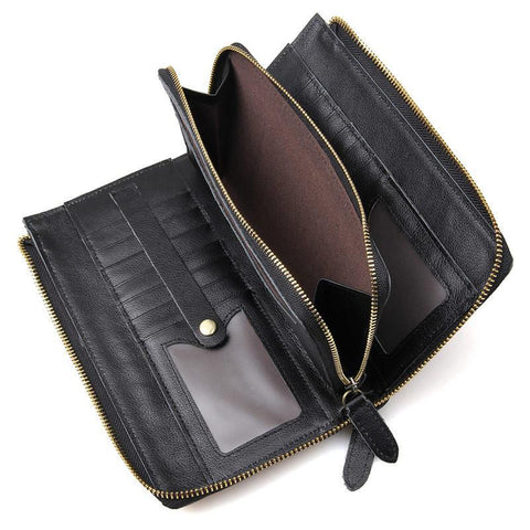 Image of Large Zip Around Wallet USL8048A-Universal Store London™