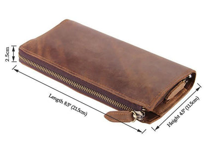 Large Zip Around Wallet USL8048C-Universal Store London™