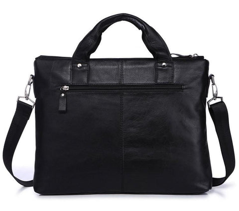 Image of Leather Business Bag 'Mercury'-Universal Store London™