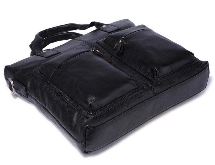 Leather Business Bag 'Mercury'-Universal Store London™