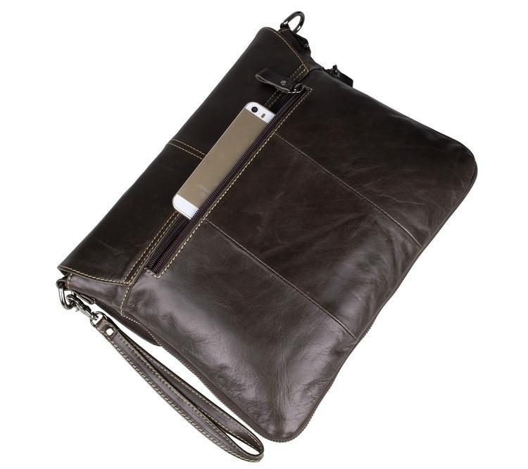 Leather iPad Messenger Bag-Universal Store London™