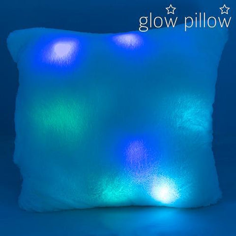 Image of LED Lighted Glow Pillow-Universal Store London™