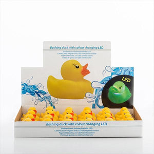 LED Rubber Duck