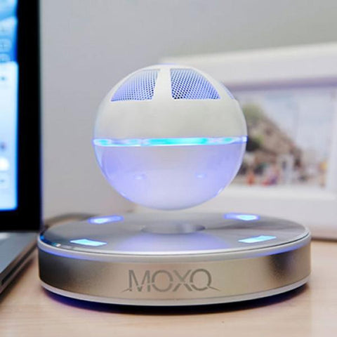 Image of Levitating Bluetooth Speaker Moxo X-1 The World's First Levitating Bluetooth Speaker-Universal Store London™