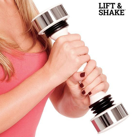 Lift & Shake Women's Dumbbell-Universal Store London™