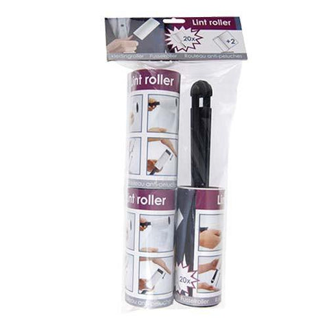 Lint Roller with Refills-Universal Store London™