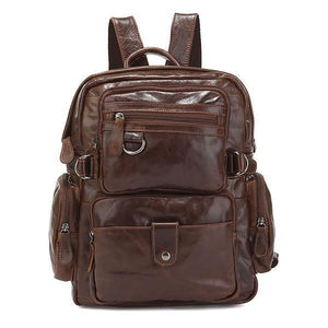 Liverpool Vintage Convertible Backpack & Shoulder Bag-Universal Store London™