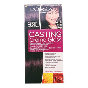 L'Oreal Expert Professionnel - CASTING CREME GLOSS 316-prune-Universal Store London™