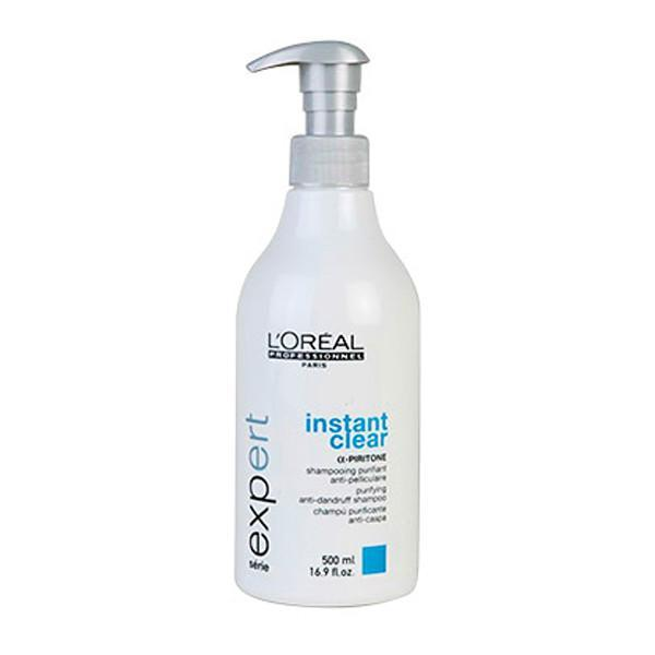 L'Oreal Expert Professionnel - INSTANT CLEAR purifying anti-dandruff shampoo 500 ml-Universal Store London™