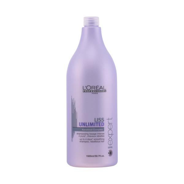 L'Oreal Expert Professionnel - LISS UNLIMITED smoothing shampoo 1500 ml-Universal Store London™