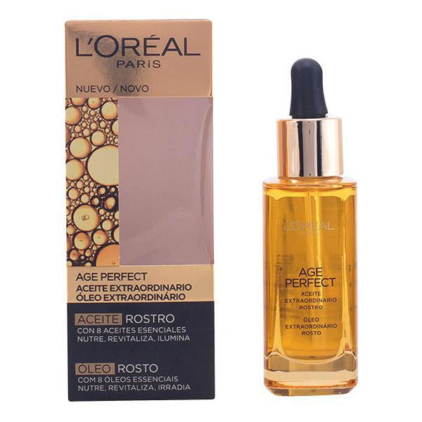 L'Oreal Make Up - AGE PERFECT extraordinary oil 30 ml-Universal Store London™