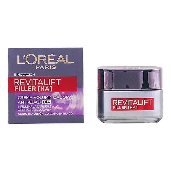 L'Oreal Make Up - REVITALIFT FILLER anti-age volumizing moisturizer 50 ml-Universal Store London™