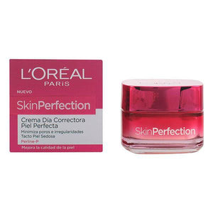 L'Oreal Make Up - SKIN PERFECTION smoother day cream 50 ml-Universal Store London™