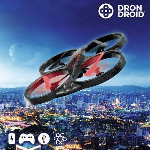 Image of McClane RCV4000 Drone Droid-Universal Store London™