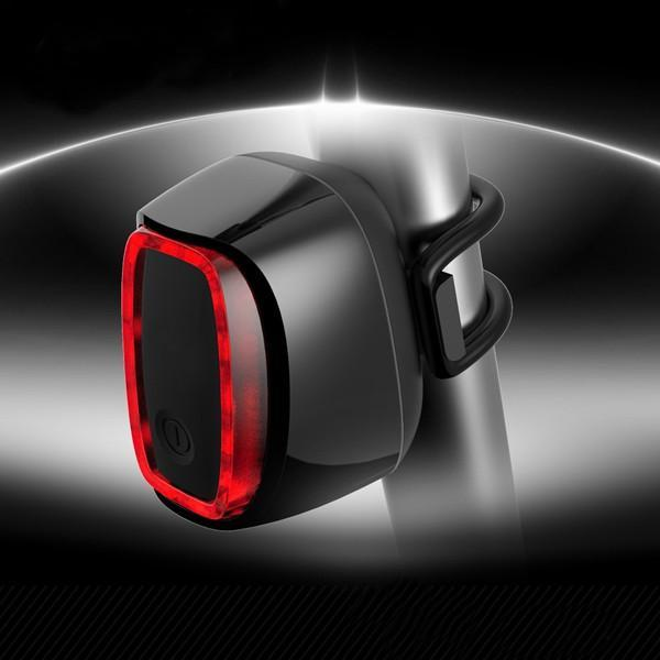 Meilan X6 Smart USB Rechargeable Waterproof Cycling Auto Rear Lights-Universal Store London™