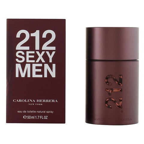 Men's Perfume 212 Sexy Carolina Herrera EDT-Universal Store London™