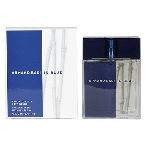 Image of Men's Perfume In Blue Armand Basi EDT-Universal Store London™