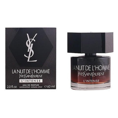Image of Men's Perfume La Nuit De L'homme L'intense Yves Saint Laurent EDP-Universal Store London™
