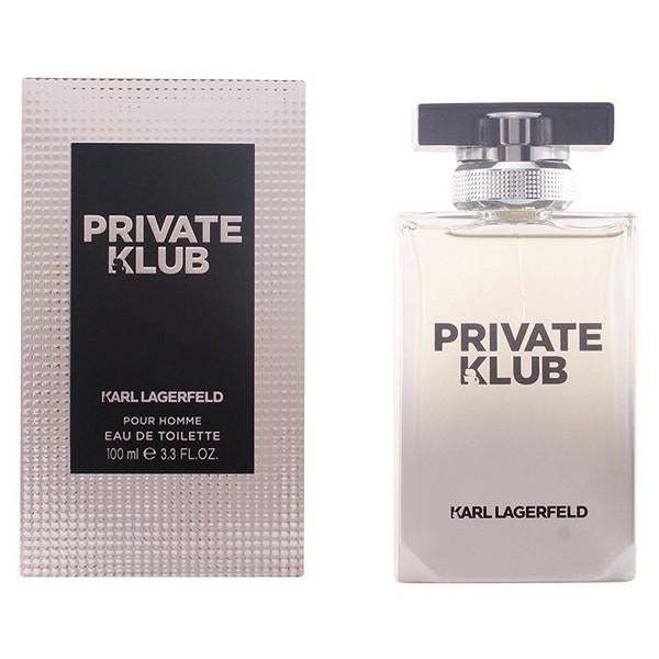 Men's Perfume Private Klub Pour Homme Lagerfeld EDT-Universal Store London™