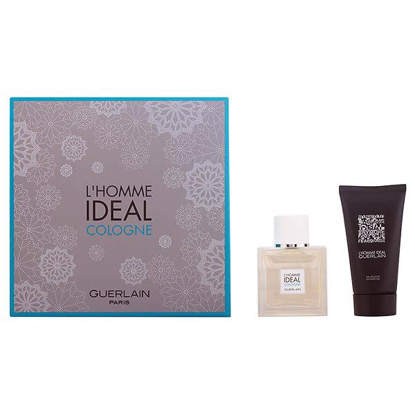 Men's Perfume Set L´homme Ideal Guerlain (2 pcs)-Universal Store London™