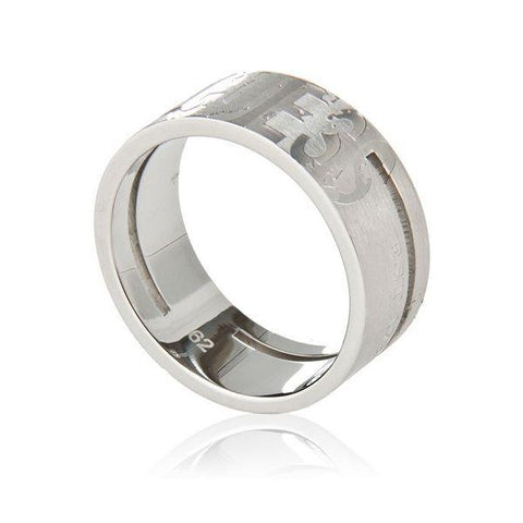 Image of Men's Ring Guess UMR11102-64 (20,5 mm)-Universal Store London™
