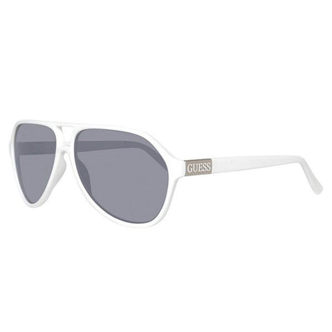 Men's Sunglasses Guess GUF107WHT-3F61-Universal Store London™