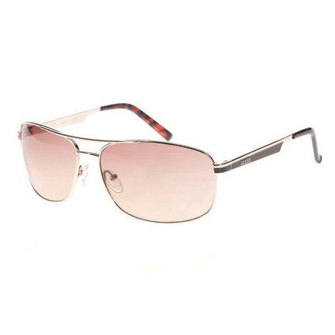 Image of Men's Sunglasses Guess GUF117GLD-3464-Universal Store London™