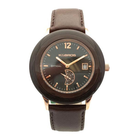Image of Men's Watch K&Bros 9431-3-600 (43 mm)-Universal Store London™